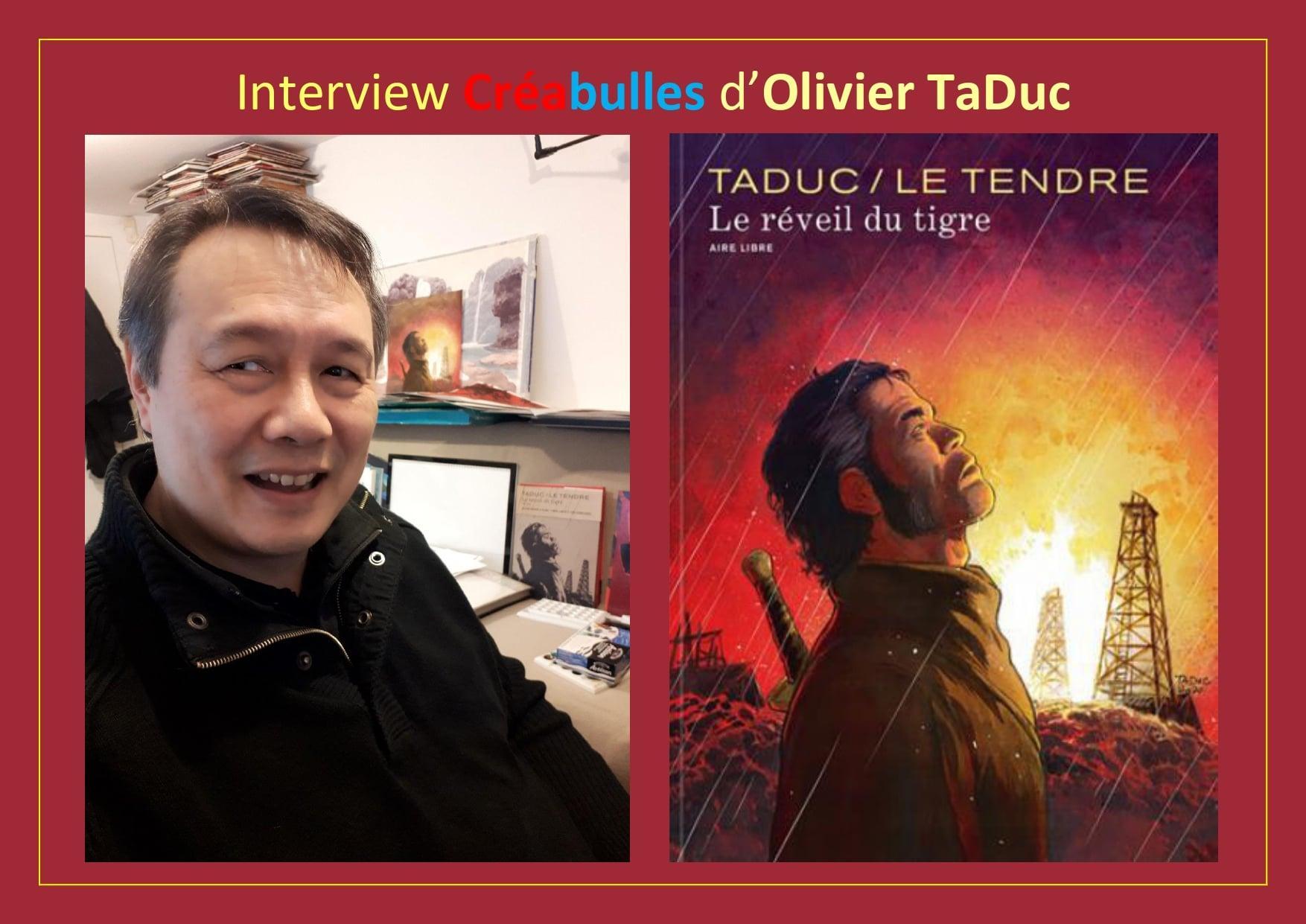 Interview Olivier Taduc