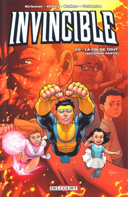 Invincible 25