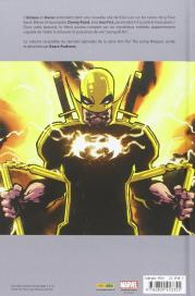 Iron fist marvel now 2 verso