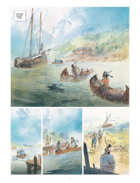 Iroquois planche 1
