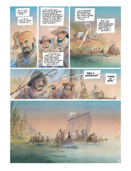 Iroquois planche 2