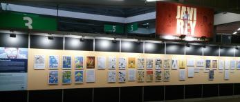 Javi Rey expo