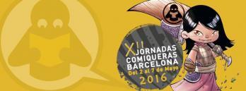 Jornadas comiqueras 2016