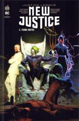 Justice league new justice 2
