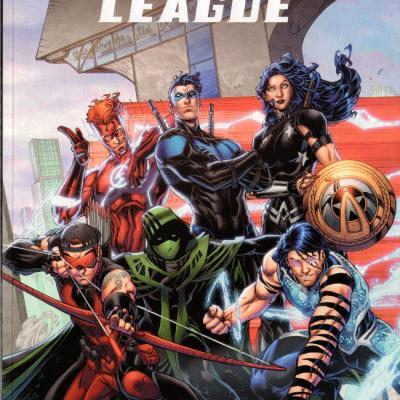 Justice league recit complet 5