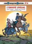 Les Tuniques Bleues n°65 : L envoye special