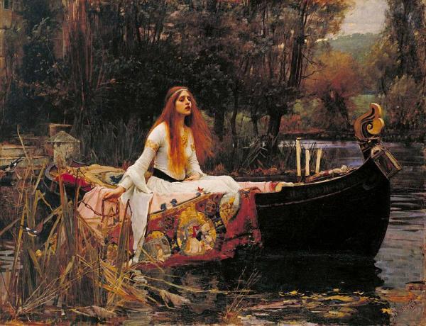 Lady of slot peinture