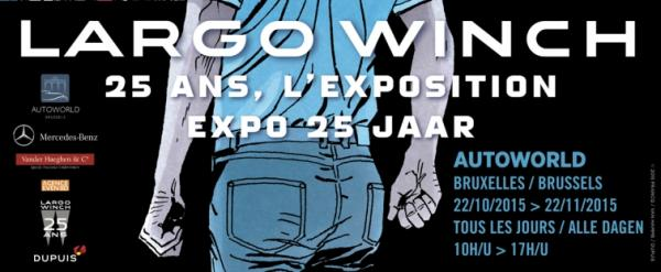 Largo winch expo