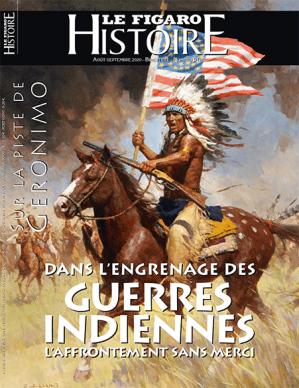 Le figaro histoire n 51 dans l engrenage des guerres indiennes