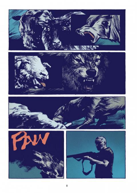 Le loup page 8