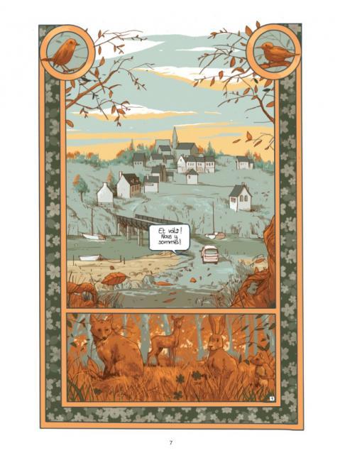 Lucien et les mysterieux phenomenes page 1