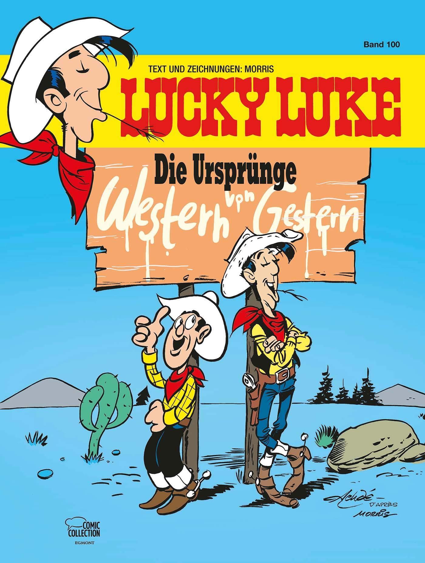 LUCKY LUKE par ... Ralf Konig