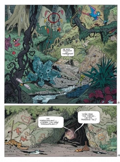 Marsupilami 33 page 3