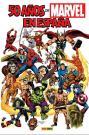 Marvel 50 anos en espana
