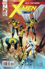 Marvel legacy x men blue 14
