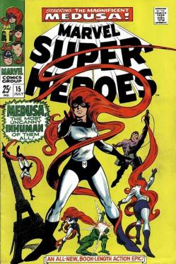 Marvel super heroes vol 1 15
