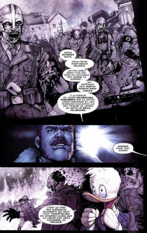 Marvel zombies 9 planche