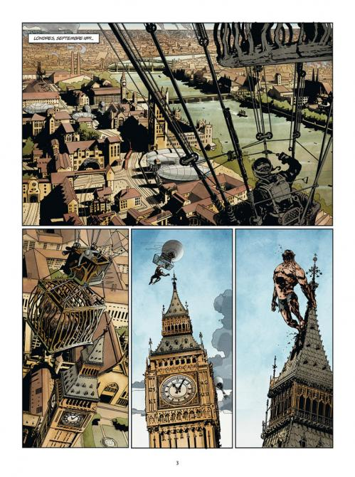 Moriarty 2 planche