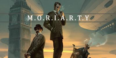 Moriarty banner