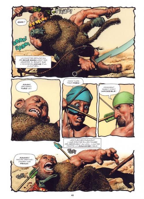 Murky world combat