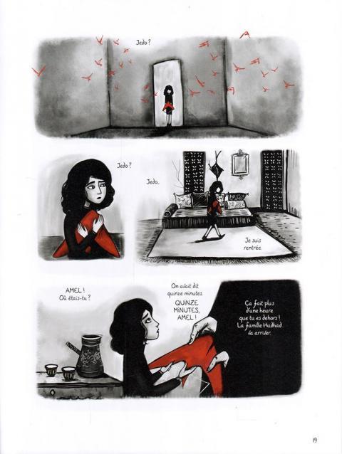 Oiseaux ne se retournent pas page 19