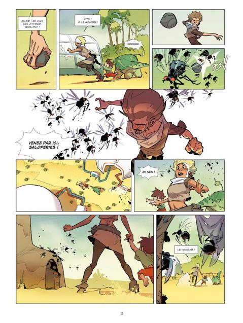 Orphelin de perdide page 12
