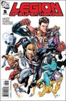 Portela legion of super heroes 5