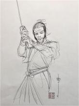 Projet de couverure samurai integrale 3