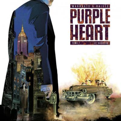 Purpel heart