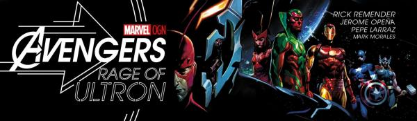 Rage of ultron bande marvel