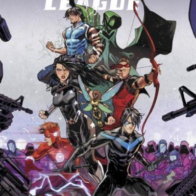 Recit complet justice league 9