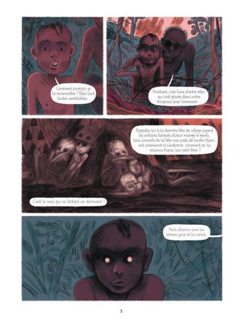Repas des hyenes page 5