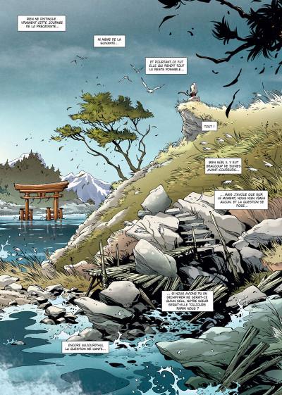 Samurai legendes 6 planche