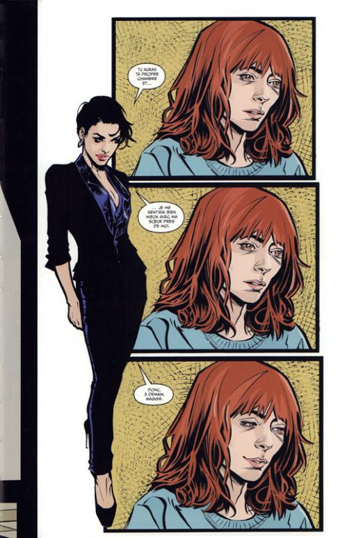 Selina kyle catwoman planche