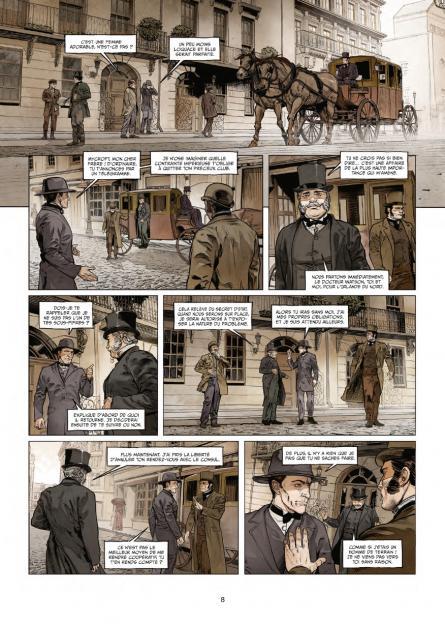 Sherlock holmes society 1 planche