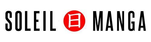 Soleil manga logo