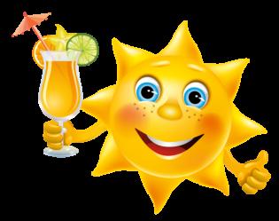 Soleil vacances