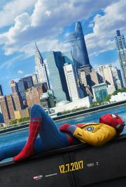 Spider man homecoming affiche 2