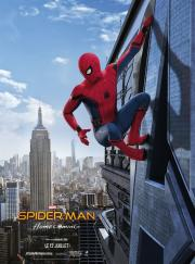 Spider man homecoming affiche 3