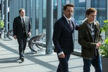 Spider man homecoming image downey jr