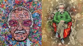Stan lee fan art