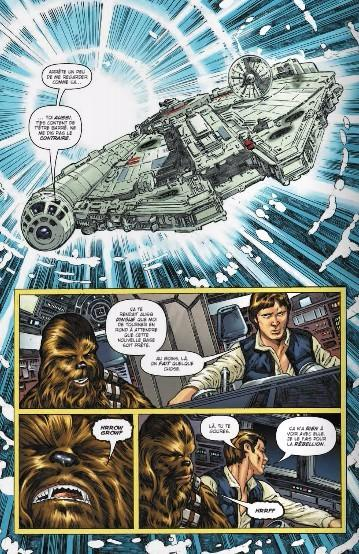 Star wars icones planches