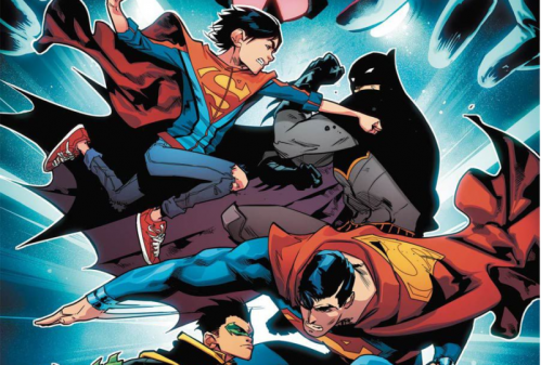 Super sons men and boys