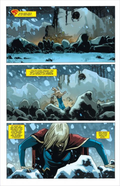 Supergirl 1 la derniere fille de krypton planche