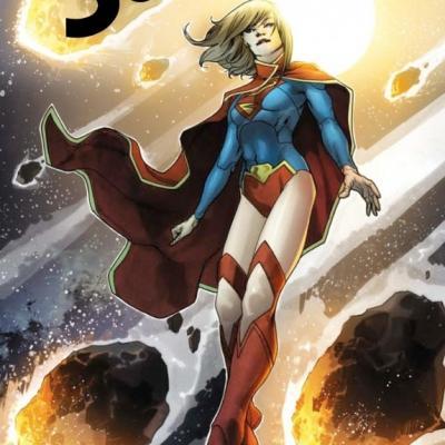 Supergirl 1 la derniere fille de krypton