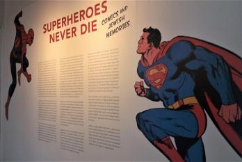 Superheroe never die