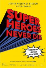 Superheroes never die