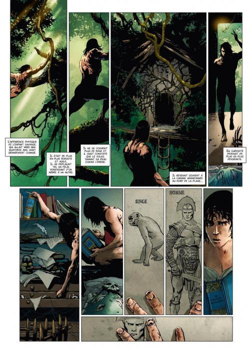 Tarzan page autre