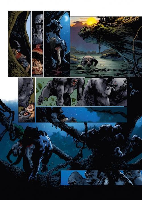 Tarzan page