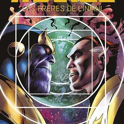 Thanos les freres de l infini